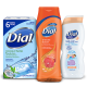 Coupon of Save $2 when you purchase ANY two Dial body wash (355mL+) and/or Dial bar soap (6-pack+)