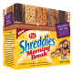 Coupon of Save $0.75 when you buy a box of Shreddies Morning Break Snack Mix.