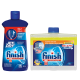 Coupon of Save $0.75 off any one (1) Finish Jet-Dry or Finish Dishwasher Cleaner